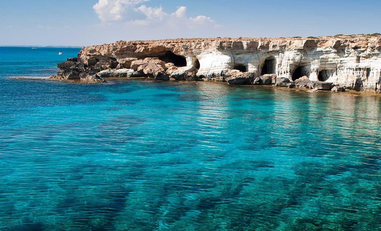 Погода на Кипре в октябре 2020 года