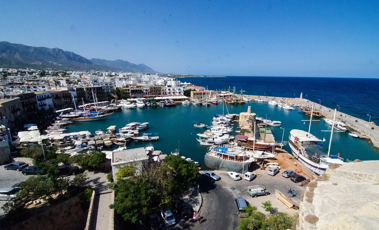 Погода на Кипре в марте 2021 года