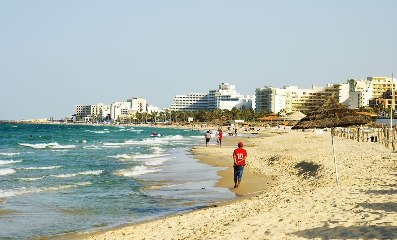 Погода в Тунисе в ноябре 2020 года