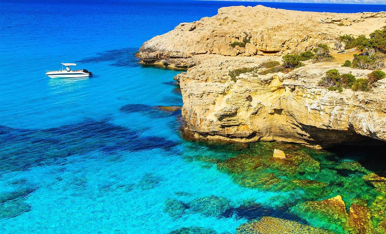 Погода на Кипре в апреле 2020 года