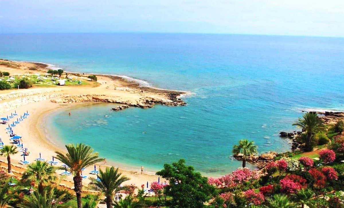 Погода на Кипре в феврале 2021 года