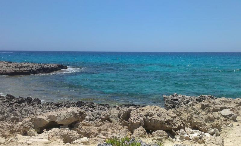 Пафос Коралловый залив
