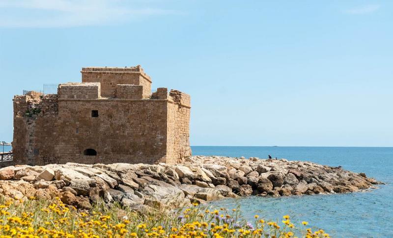 Пафос Пафосский замок