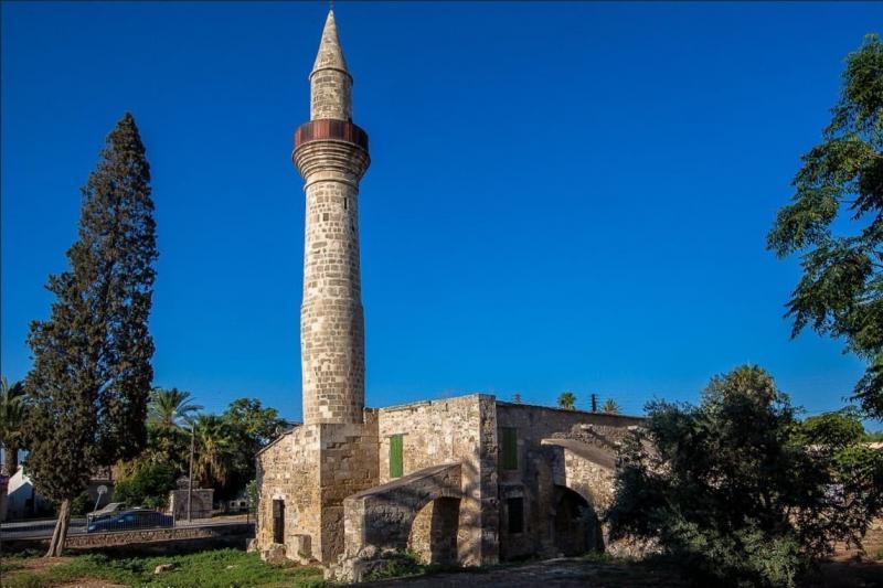 Ларнака, Мечеть Джами Кебир