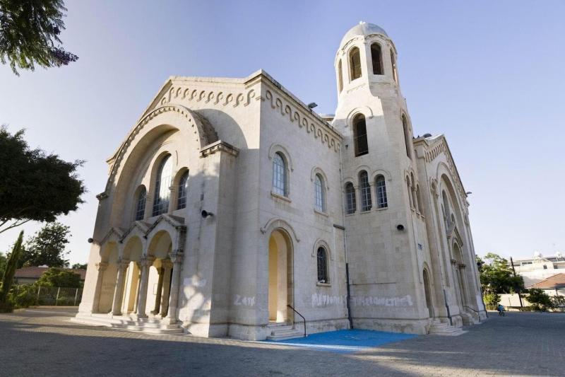 Лимассол, Церковь Св. Троицы