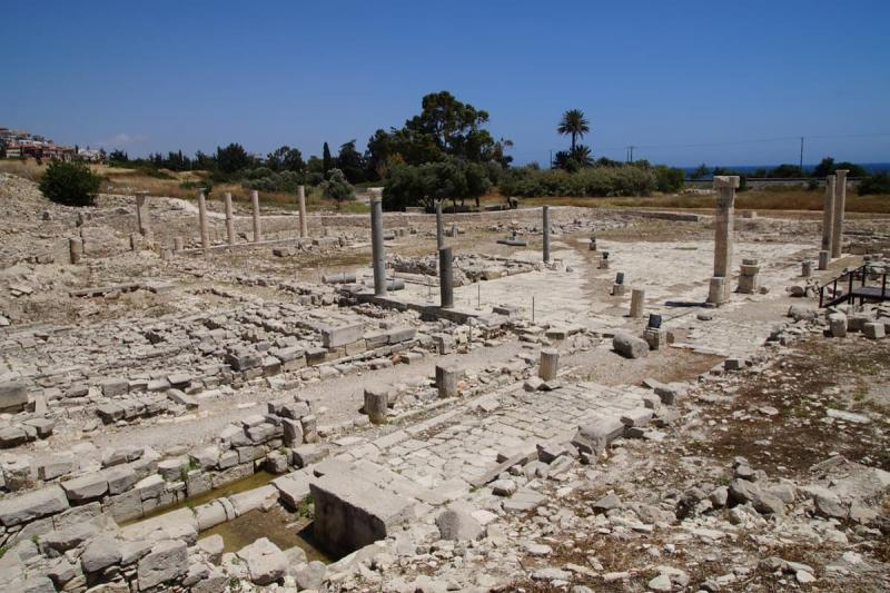 Лимассол, Древний город Аматус