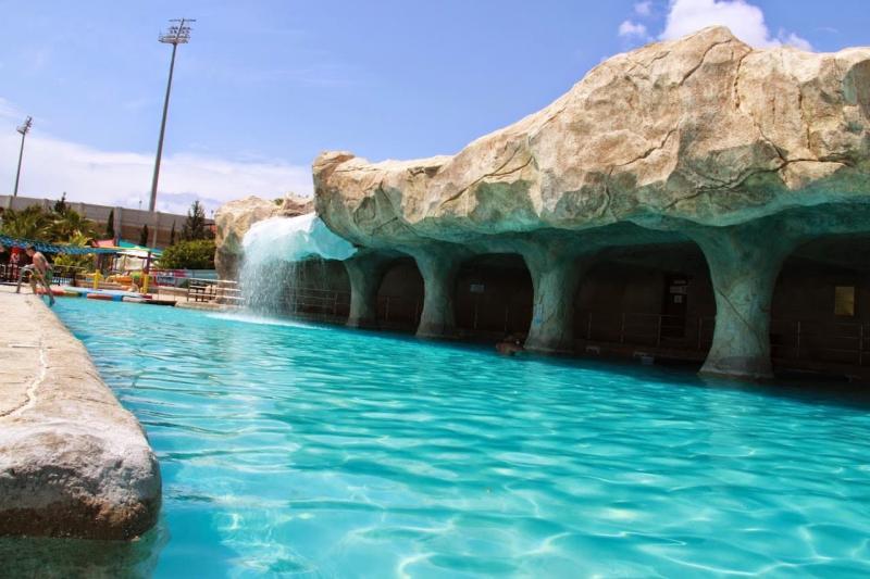 Пафос для детей, Аквапарк «Paphos Aphrodite Waterpark»
