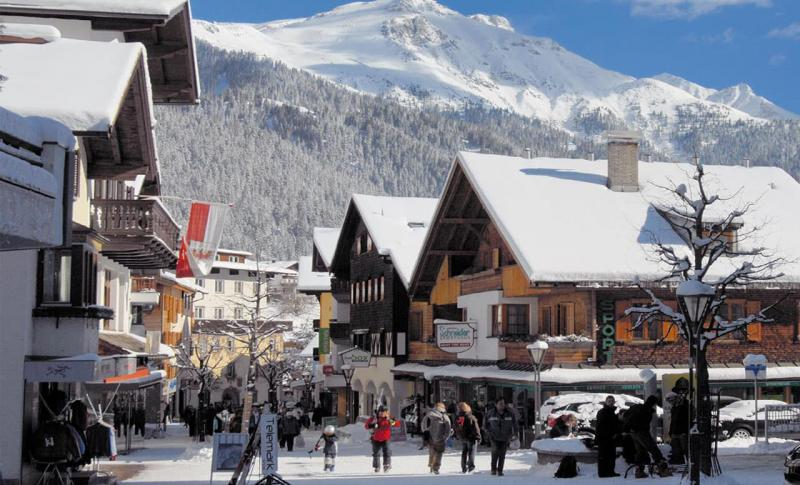 Австрия, Регион Арльберг