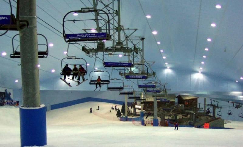 ОАЭ, Ski Dubai