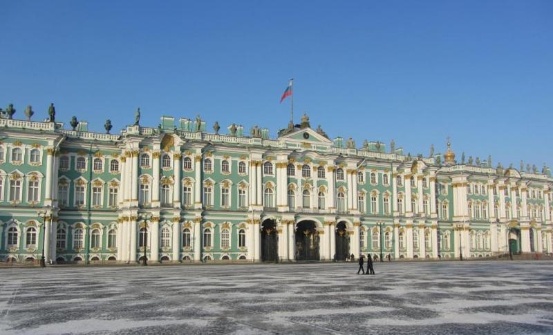 Россия, Эрмитаж в Санкт-Петербурге