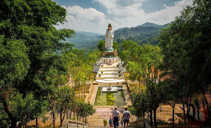 Таиланд, Национальный парк Као Сак