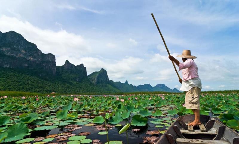 Вьетнам, Озеро Лотосов