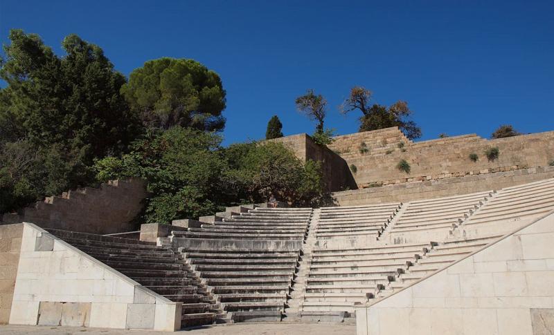 Греция, Акрополь
