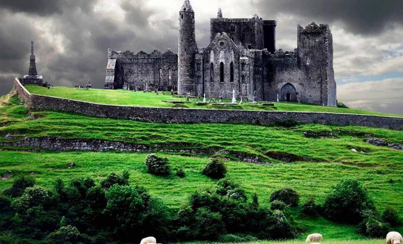 Ирландия, Замок Скала Кашел