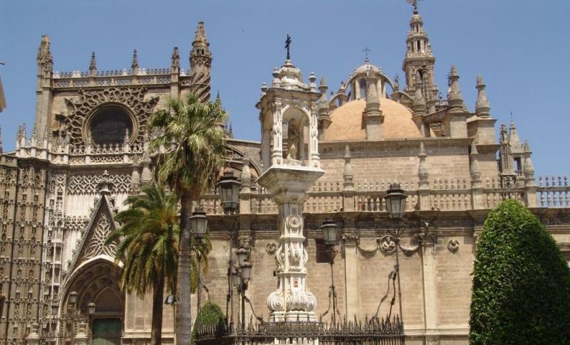Испания, Севильский кафедральный собор