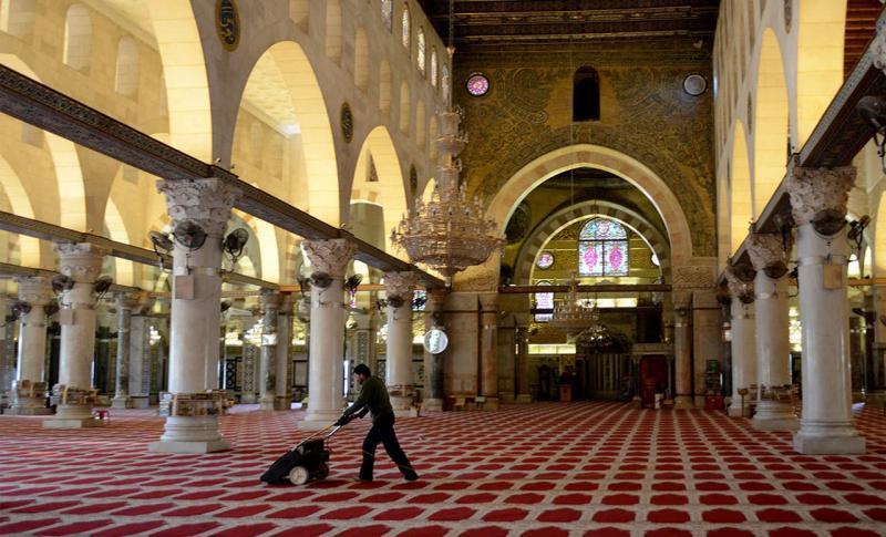 Израиль, Мечеть Аль-Аска