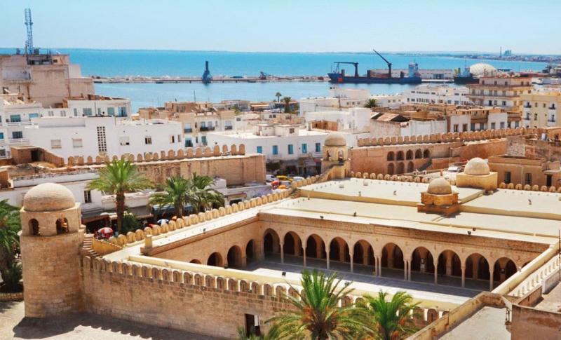 Куда поехать в июне на море - Тунис, Археологический музей Сусса