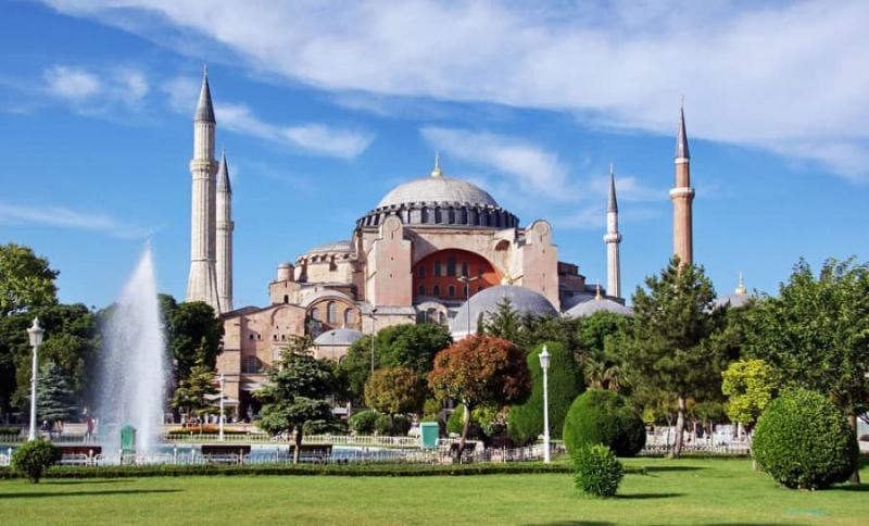 Турция, Собор Святой Софии