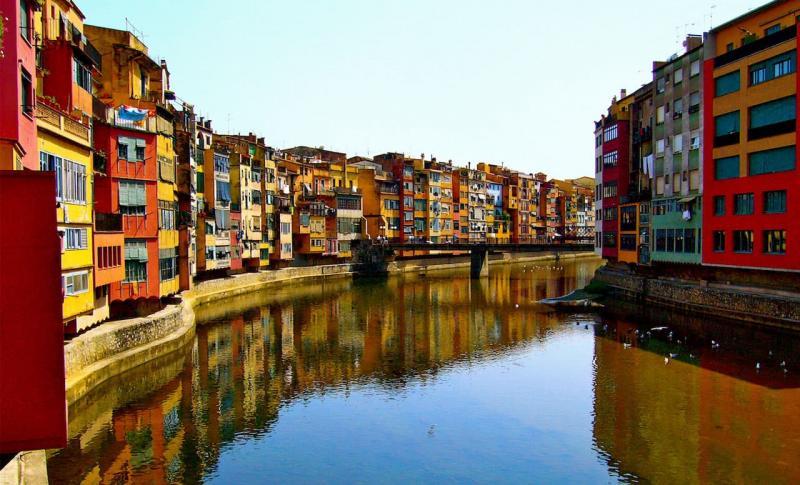 Барселона, Городской канал