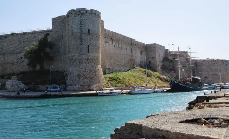 Кипр, Киренийский замок