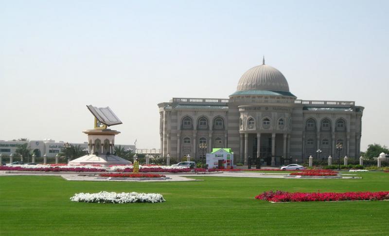 ОАЭ, Монумент Коран