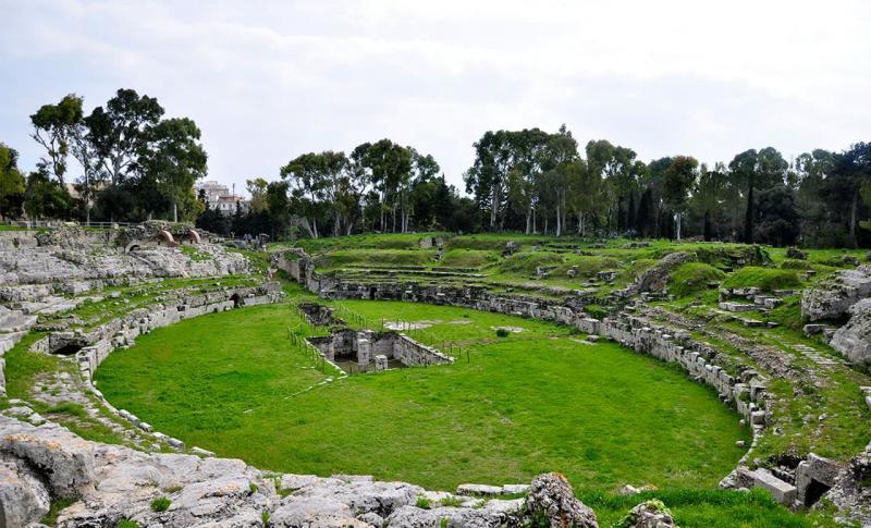 Сицилия, Археологический парк Неаполис