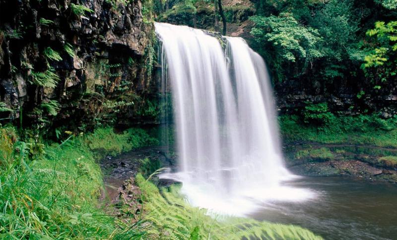 Сочи, Агурские водопады