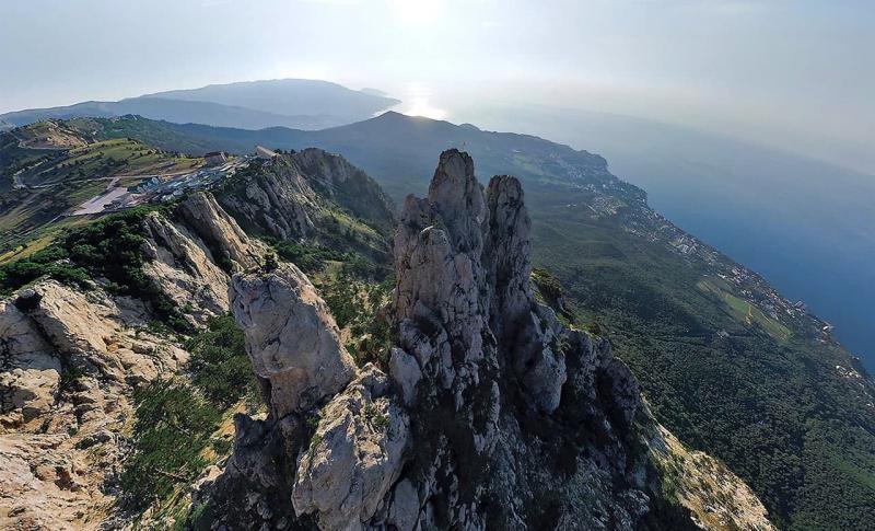 Ялта, Гора Ай-Петри
