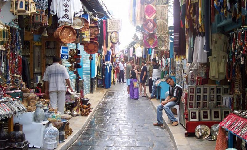 Чем заняться в Хаммамете в ноябре, Рынок в Набеле