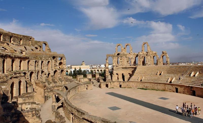 Чем заняться в Монастире в ноябре, Карфаген