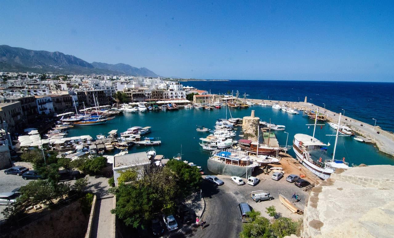 Погода на Кипре в августе 2019 года