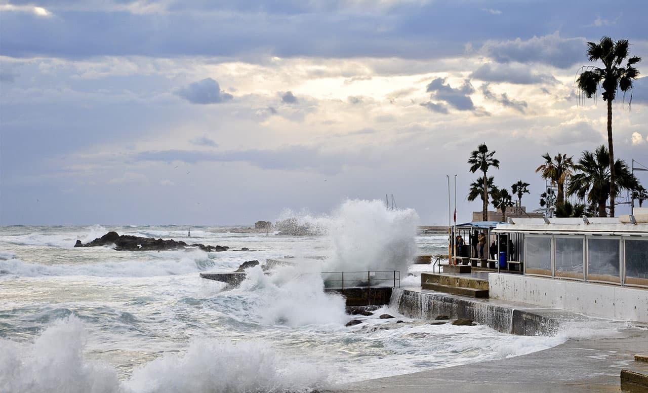 Погода на Кипре в декабре 2019 года