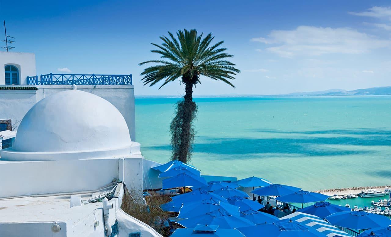 Погода в Тунисе в сентябре 2019 года