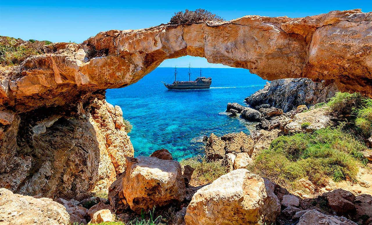 Погода на Кипре в сентябре 2020 года