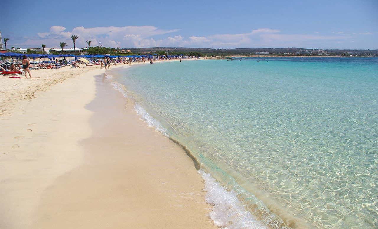 Протарас кипр фото пляжей