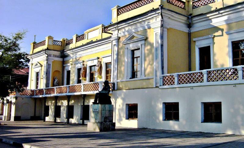 Феодосия, Картинная галерея И.К. Айвазовского