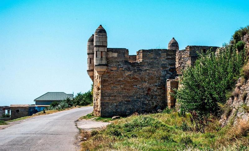 Керчь, Турецкая крепость Ени-Кале