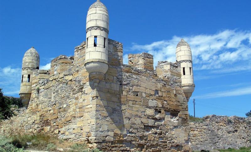Судак, Башня Чобан-Куле