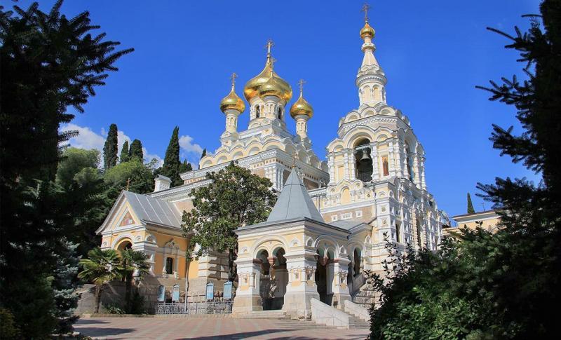 Ялта, Храм Александра Невского