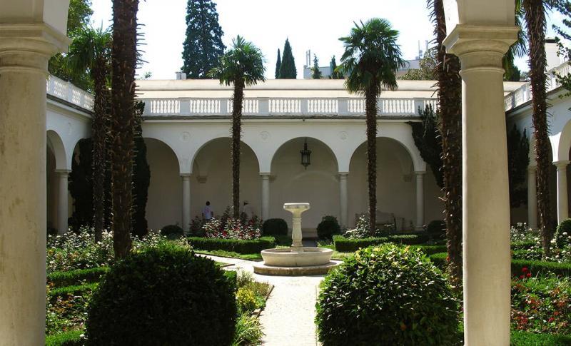 Ялта, Ливадийский дворец