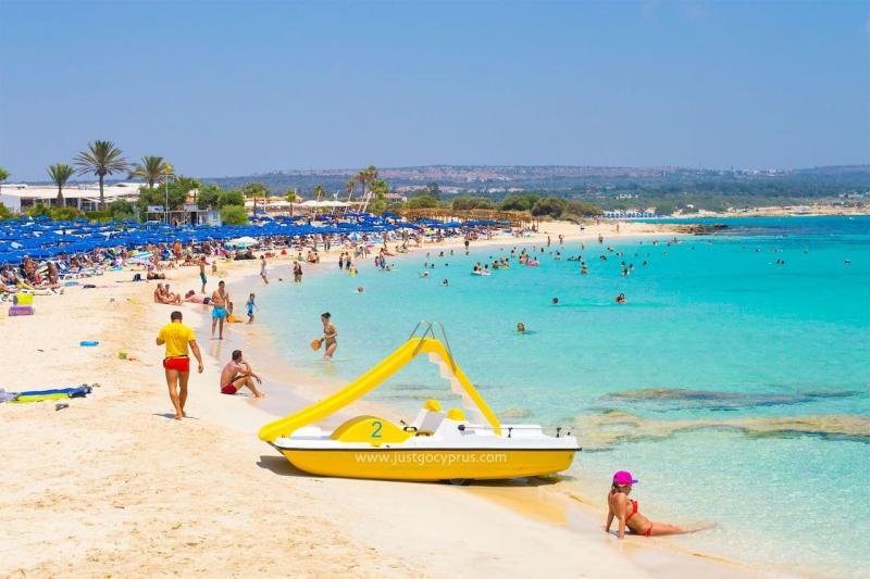 Погода на Кипре летом