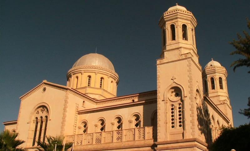 Лимассол, Кафедральный собор Агиа-Напа