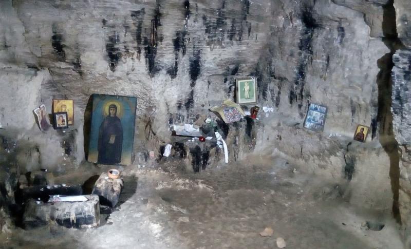 Пафос, Катакомбы Святой Соломонии