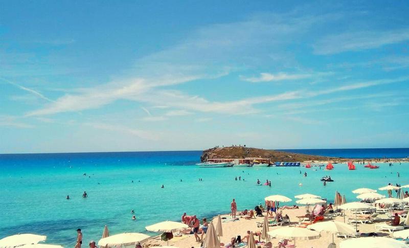 Погода на Кипре в ноябре 2019 - Айя-Напа, Нисси