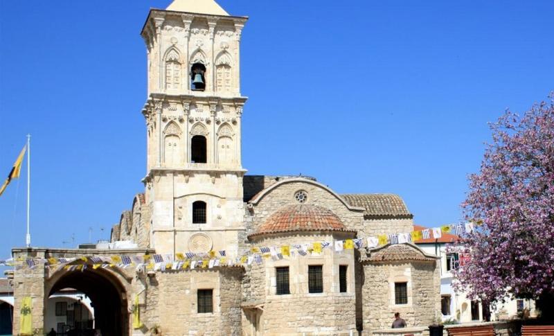 Ларнака Церковь Святого Лазаря