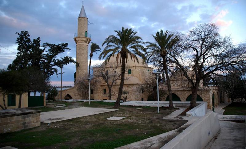 Ларнака, Мечеть Хала Султан Текке