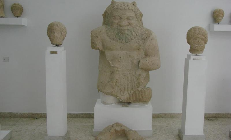Лимассол Limassol Archaeological Museum