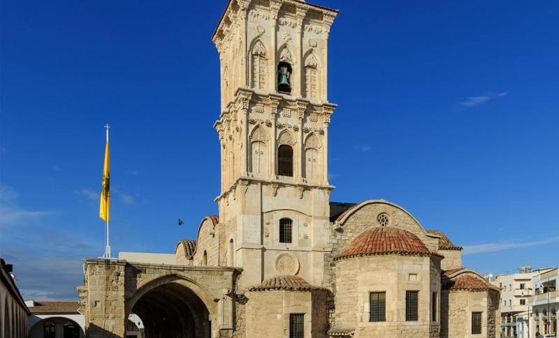 Ларнака, церковь святого Лазаря