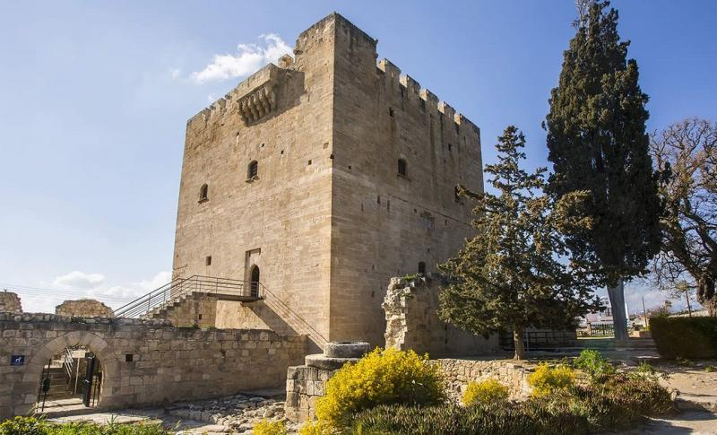 Лимассол, Лимассольский замок