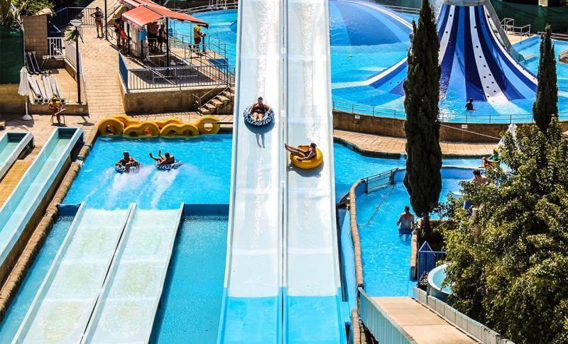 Пафос, аквапарк